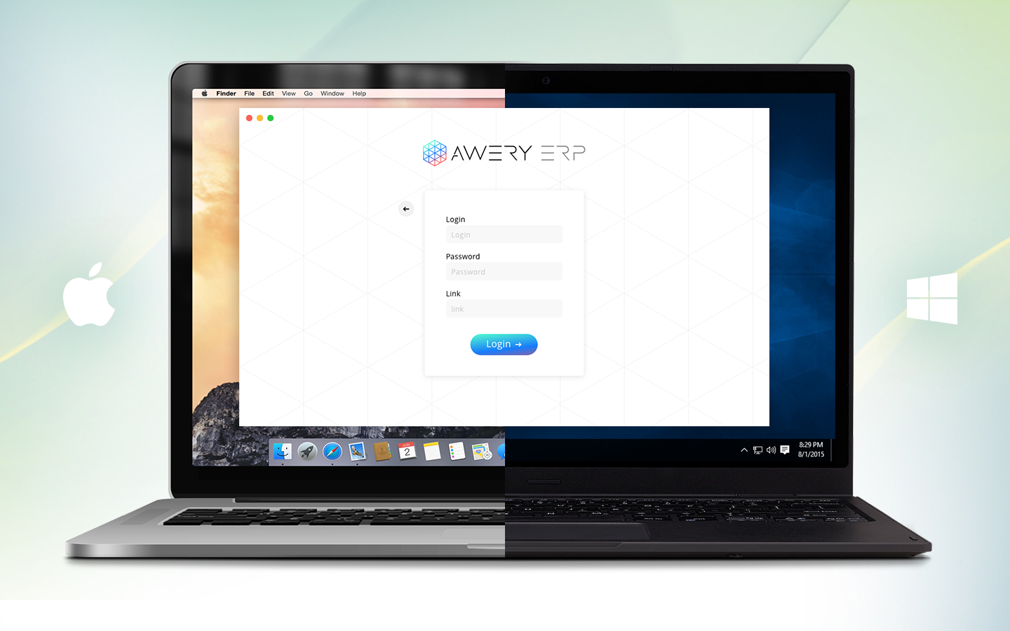 Release of updated Desktop Apps - Awery ERP will load and work faster in native apps