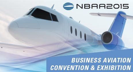 Meet us at NBAA, Las Vegas, November 17-19