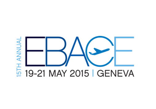 Meet us at EBACE 2015, May 19-21 in Geneve