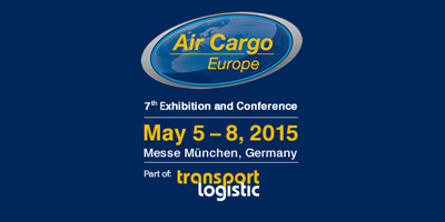 Awery at Air Cargo Europe. Munich, May, 5-8, 2015