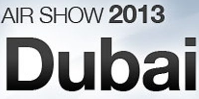 Meet us at Dubai Air Show 2013, November 16-22
