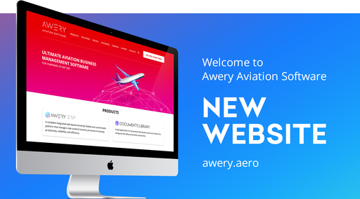Welcome to Awery Aviation Software new website!